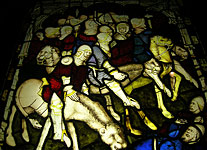York Minster: Stained Glass From the 1400s