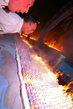 48000 Candles by Jowan Gauthier