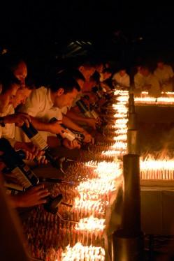 48000 Candles by Piyasi Morris