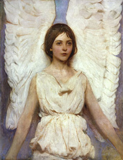Angel by Abbott Thayer