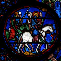 St Julian the Hospitaller, Chartres