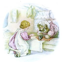 Mrs Tiggy-winkle 1